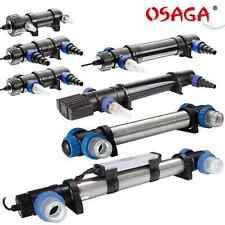 Osaga UVC Klärer Serie Koi Teich Filter Teichklärer Brenner UV Gerät Algenkiller