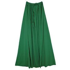 "60"" Adult Green Cape ~ HALLOWEEN SUPERHERO, WIZARD, MAGICIAN, WITCH COSTUME CAPE"