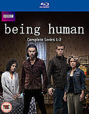 Being Human - Complete Series 1-3 Box Set [Blu-ray] [Region Free], DVD | 5051561