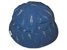 Ralph Lauren Denim and Supply Navy Indigo Blue Polo Bucket Rim Beach Hat Cap 1eef6ba5c7d7
