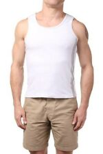 workout Gym Gigo White Boxing Tank Top Medium