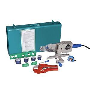 Aqua-Plus - PPR Rohr Installations - Koffer