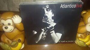 """2CD+DVD FABRIZIO MORO """"ATLANTICO LIVE""""  SIGILLATO 2 INEDITI EDEL 2011"""
