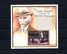 Aitutaki Block 84 ** Olympische Sommerspiele in Sydney 2000