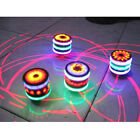 Flash Light Spinning Top Peg-Top with Music Song Toy Great Kids Outdoor Game