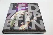 Whole Lotta Led Zeppelin Hardcover Book Illustrated History 2008