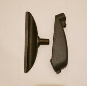 "Early ShopSmith Lathe tool rest 8"" inch & support arm"