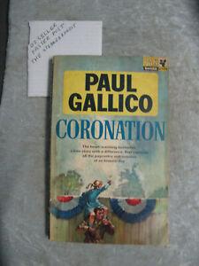 Coronation - Paul Gallico OzSellerFasterPost!