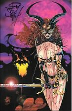 Tarot: Witch of the Black Rose #9 Lim to 25 Reissue Edit Signed Jim Balent NM