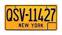 OFP 857 Celebrity Machines Herbie The Love Bug Metal Stamped Vanity Prop License Plate OFP857 Beetle