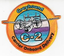 VRC-40 RAWHIDES GREYHOUND CARRIER ONBOARD DELIVERY PATCH