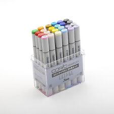 Copic offical marker Sketch Comic Illustration 24 color set Marker Pen