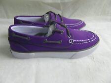 New! Boy's Polo Ralph Lauren Faxon Low Athletic Shoe 00001629 Sz 6 Purp/Gry 130A