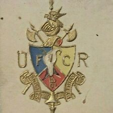 Knights of Pythias Lodge 132 Odd Fellows J O Rowe Benton Harbor MI Business Card
