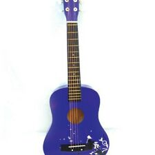 Acoustic Guitar For Kids - Blue