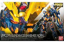 RG Gundam #027 Unicorn Banshee Norn 02 1/144 - Bandai 4549660210603