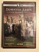 New: DOWNTON ABBEY - Season 2 [Original UK Edition] 3-DVD Set