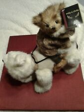Bearington Bears - Willy And Chilly - With Story Tag
