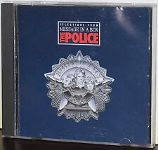 A&M PROMO CD 31454 8044-2: The POLICE - Message in a Box SAMPLER - 1993 USA