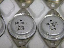 200-0001 Transistor Lot of 18 pieces  (NPN)