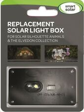 Replacement Solar Light Box by Smart Solar (including battery)