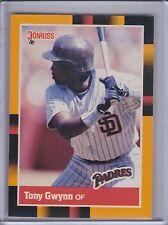 TONY GWYNN 1988 Donruss Baseball's Best #154  (C375)