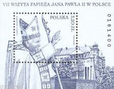 VII  Visit of Pope John Paul II in Poland 2002