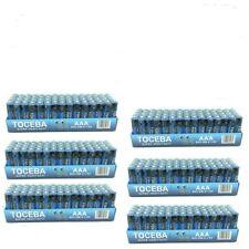 Lot New 360pc Aaa Batteries Super Heavy Duty 1.5V 0% Mercury Free Shipping