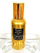 FRAGONARD REVE DE GRASSE PERFUME PARFUM 60 ML SPLASH FRUITY FLORAL >> FULL <<