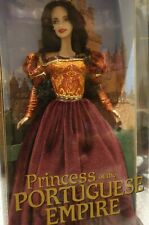 Princess of the Portuguese Empire Barbie NRFB 2002