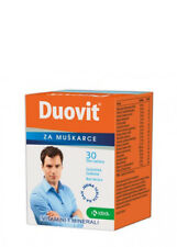 Duovit for Men 30 tablets 12 vitamins and 6 minerals