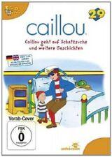 JEAN PILOTTE - CAILLOU 29  DVD KINDER&FAMILIE TV-SERIE ZEICHENTRICK NEU