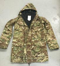 MTP CAMO WATERPROOF & MVP COMBAT SMOCK JACKET - Size: 190/104cm , British Army