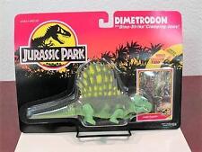 "1993 JURASSIC PARK DIMETRODON ""DINO-STRIKE"" DINOSAURS CASE FRESH MINT-SEALED MOC"