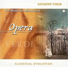 Giuseppe Verdi - Un ballo in Maschera - Highlights - CD