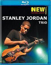 STANLEY JORDAN TRIO - The Paris Concert - Blu Ray - New & Sealed
