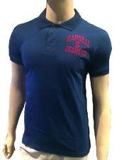 Kaporal Polo Homme Azerte 12m9 Slim Fit coton Bleu S