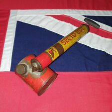 Vintage Insect Spray Pump Can - Secto DDT - Advertising Gardening Collectables
