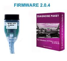Scanner für Avensis Auris Corolla Yaris Verso Prius Mirai RAV4 GT86 C-HR Proace