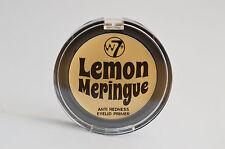 w7 Lemon Meringue Augenlid Primer Base gegen Rötung cremig leicht non Animals Te