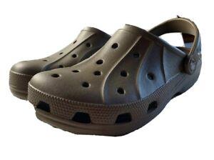 Crocs Ralen Men's 8 & 11 Brown