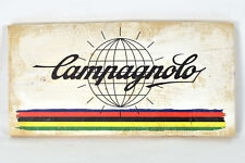 Wooden Campagnolo sign - vintage style bicycle art