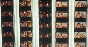 Blue Hawaii feat Elvis Presley (22) - 5 strips of 5 35mm Film Cells