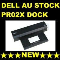 New Dell PR02X  PRO2X E-Port Plus Docking Station E4310 E5410 E5510 E5520 No Ac