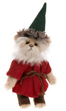 TEASEL GNOME Charlie Bears MiniMo by Isabelle Lee MM175614A - 2017 LtdEd NEW!