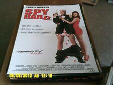 Spy Hard (Leslie Nielsen) Movie Poster A2