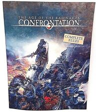 Rackham Confrontation The Age of The Rag'narok Complete Rules RPG Rulebook Book