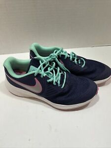 Nike Girls Star Runner 2 GS Running Shoes. Size 5Y New W/o Box