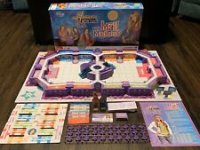 Disney Hannah Montana Mall Madness Talking Electronic Board Game COMPLETE Tested