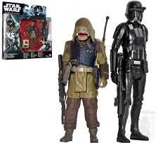 New Rebel Commando Pao vs Imperial Death Trooper Star Wars Rogue One 3-Inch Fig